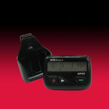 Picture of USAlert NP40 Numeric Pager