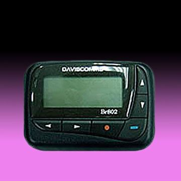 Picture of Daviscomms Br802 Alphanumeric Pager