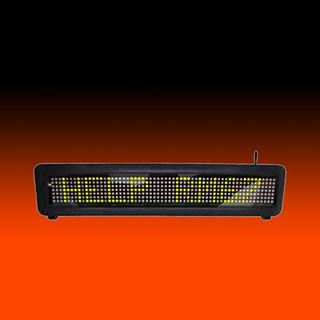 Picture of WiPath DA510 Single Line Multi-Color LED Sign