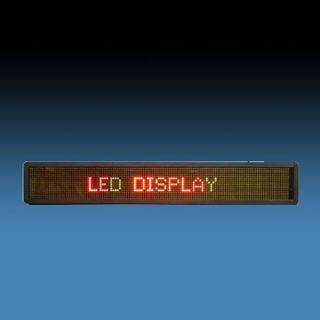 Picture of WiPath WL16120T 2-Line Multi-Color LED Sign