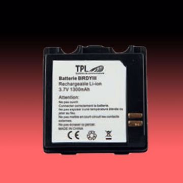 Picture of Rechargeable Li-Ion Battery for TPL Birdy 3G Pager
