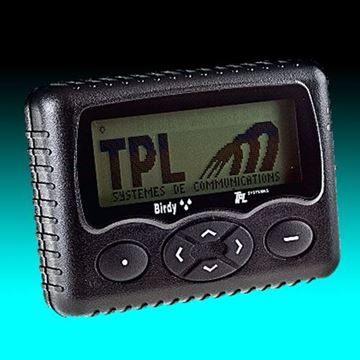 Picture of TPL Birdy WP Alphanumeric Pager