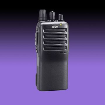 Picture of ICOM IC-F14 Analog VHF Portable Radio
