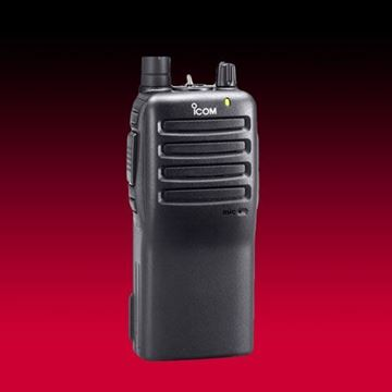 Picture of ICOM IC-F24S Analog UHF Portable - Toggle Switch