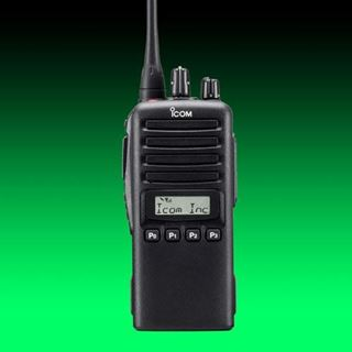 Picture of ICOM IC-F33GS VHF Portable Radio - No Keypad