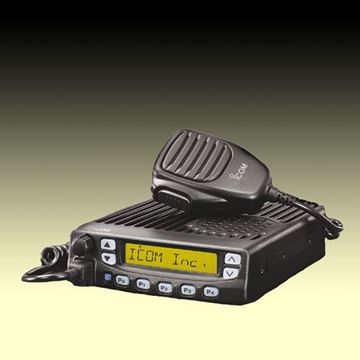 Picture of ICOM IC-F621 45W UHF Mobile Radio